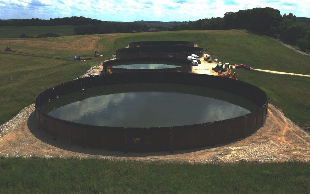 What is a Fracking Pond and All the Various Alternatives?