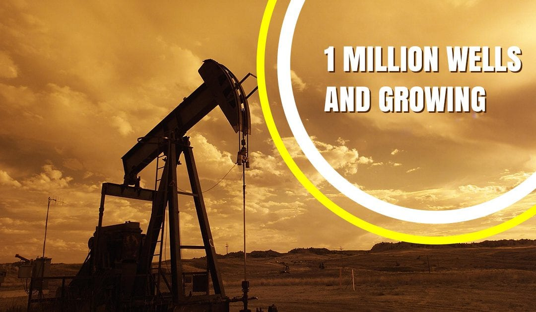 Fracking: 1 Million Wells and Growing