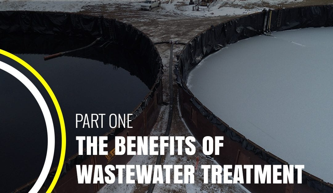The Benefits of Wastewater Treatment